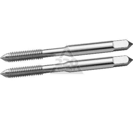 Купить Набор метчиков ЗУБР 4-28007-06-0.75-H2, резьбонарезной инструмент