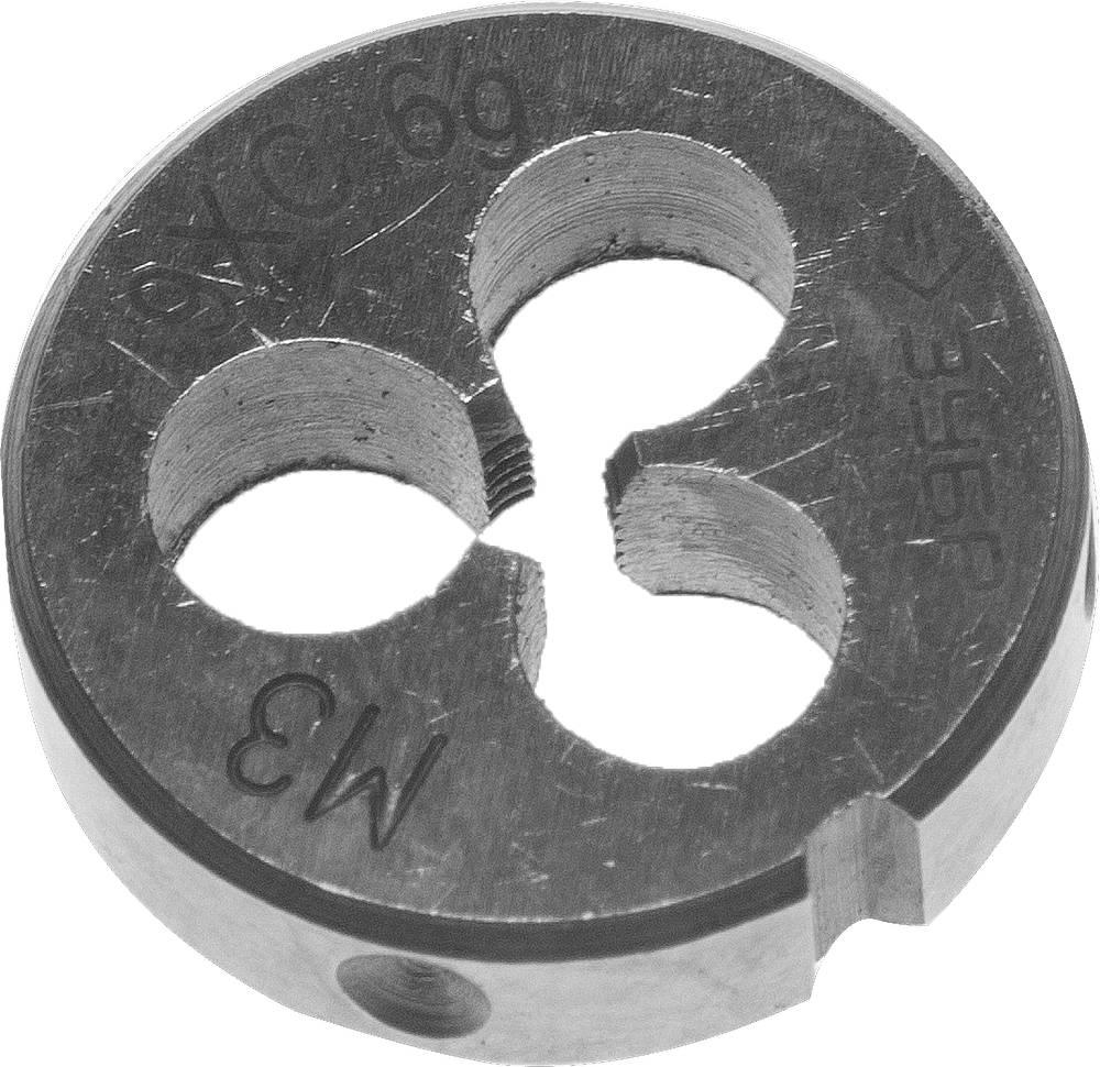 Плашка ЗУБР 4-28022-03-0.5