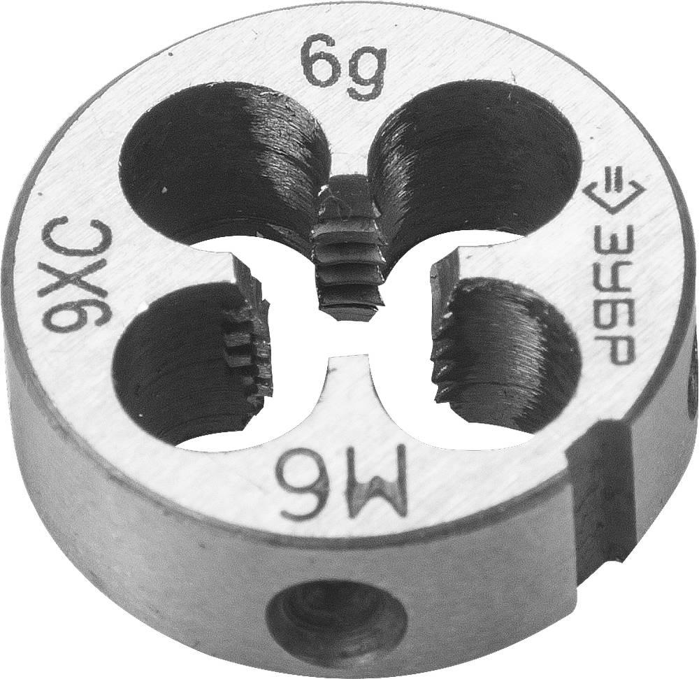 Плашка ЗУБР 4-28022-06-0.75