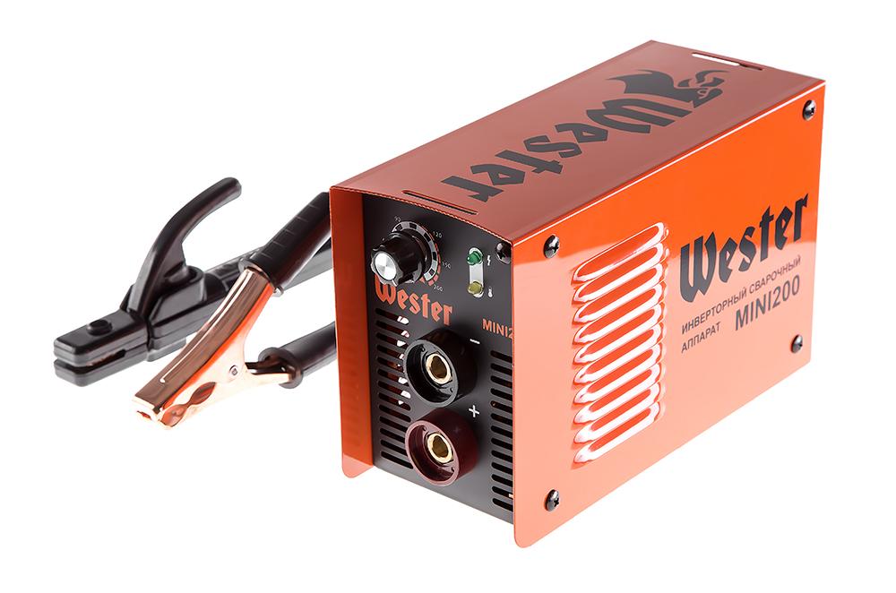 Сварочный аппарат Wester Mini200