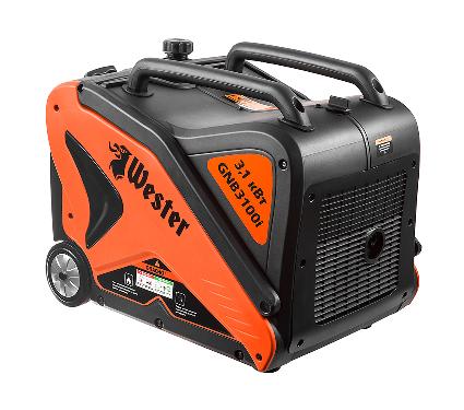 Купить Генератор WESTER GNB3100i, генераторы (электростанции)