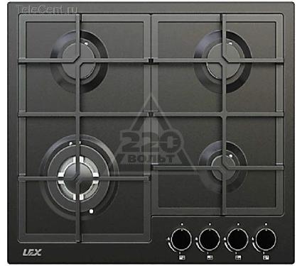 Купить Панель варочная LEX GVS 645 BL Matt Edition, варочные панели