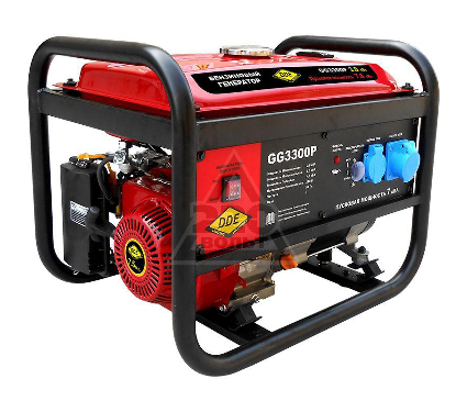 Купить Генератор DDE GG3300P, генераторы (электростанции)