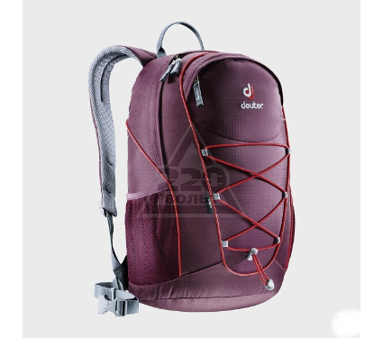 Рюкзак DEUTER 2015 Daypacks Go Go aubergine-fire