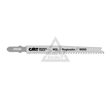 Пилки для лобзика CMT JT234X-5