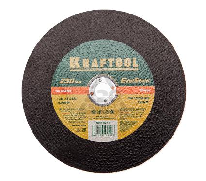 Круг отрезной KRAFTOOL 36252-230-1.6