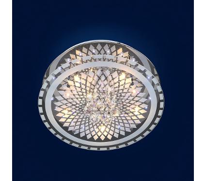 Купить Люстра МАКСИСВЕТ 1-7378-7-CR-LED Y G9, детские светильники
