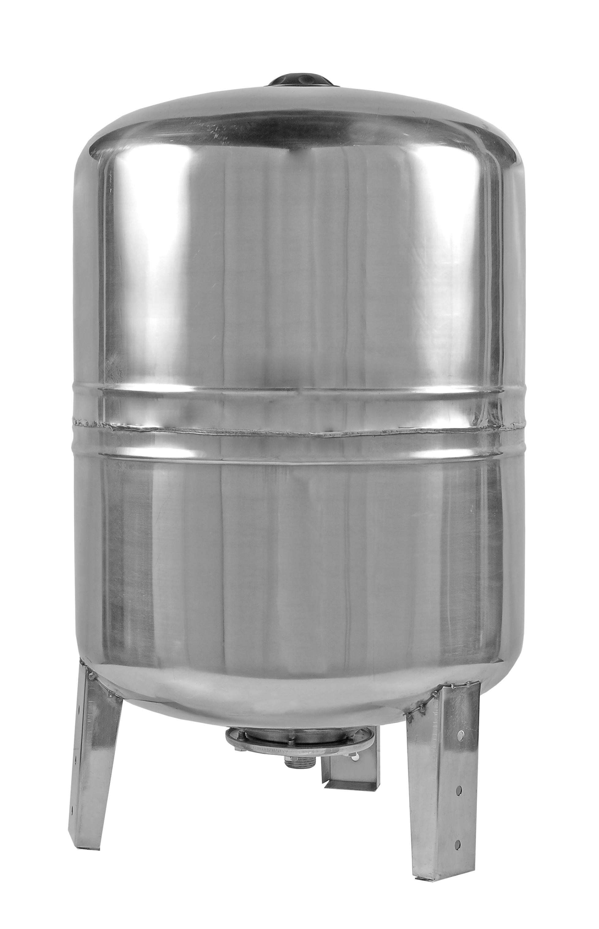 Гидроаккумулятор Unipump 100л (вер.) нерж.Сталь