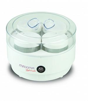 Йогуртница Maxima Mym-0154 от 220 Вольт
