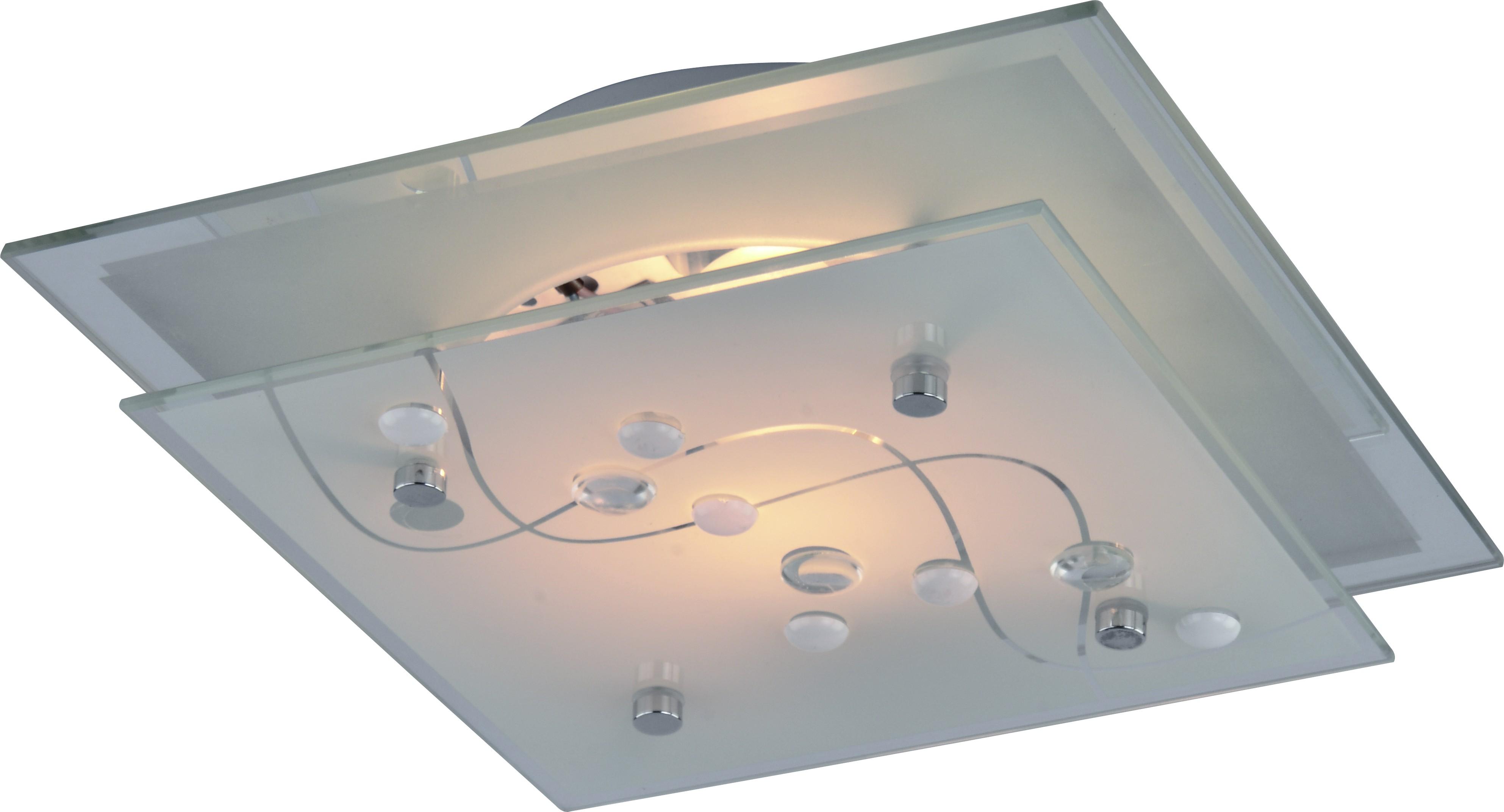 Светильник настенно-потолочный Arte lamp A4891pl-1cc
