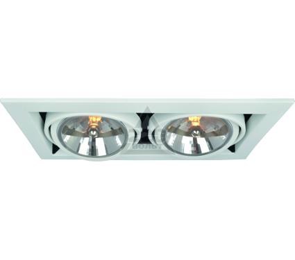 Купить Светильник встраиваемый ARTE LAMP A5935PL-2WH, светильники встраиваемые
