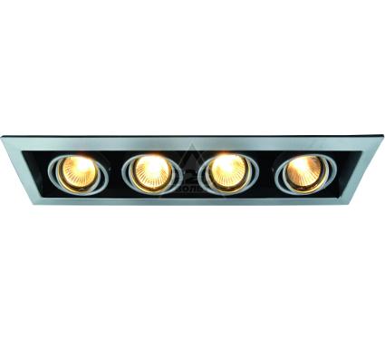 Купить Светильник встраиваемый ARTE LAMP A5941PL-4SI, светильники встраиваемые