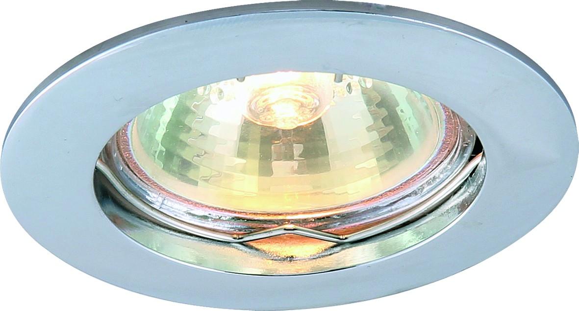Светильник встраиваемый Arte lamp A2103pl-1cc