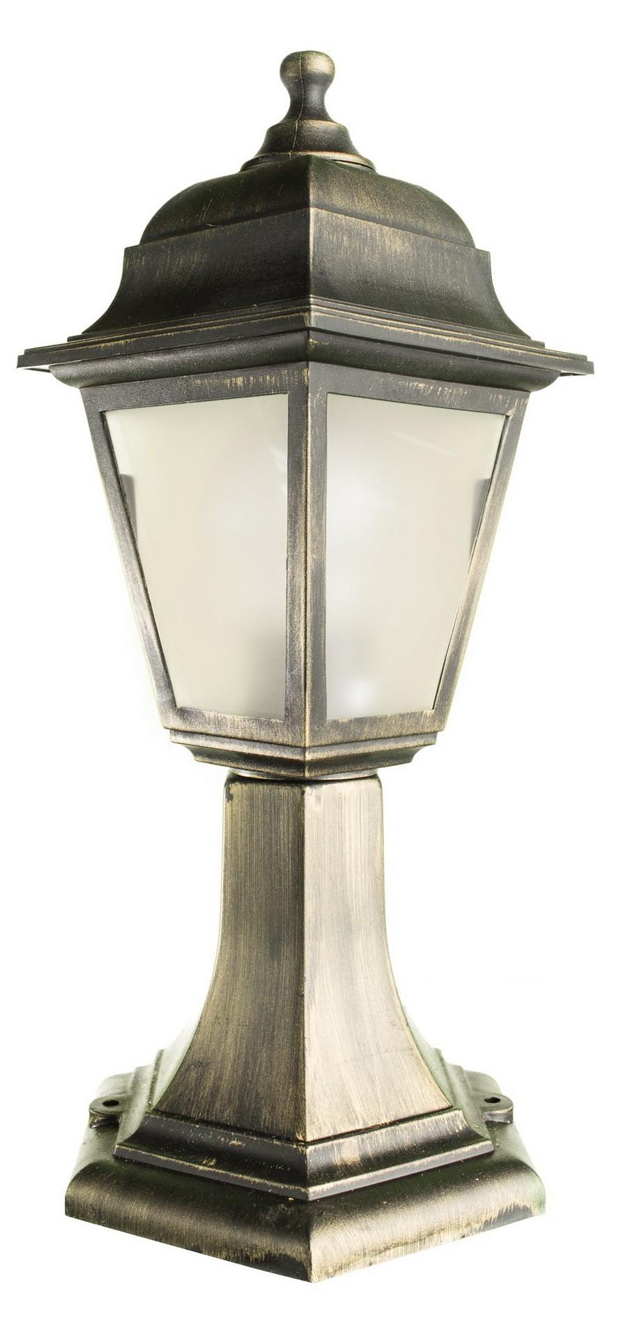 Светильник уличный Arte lamp A1117fn-1br