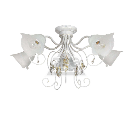 Светильник настенно-потолочный АВРОРА Венеция 10100-5C