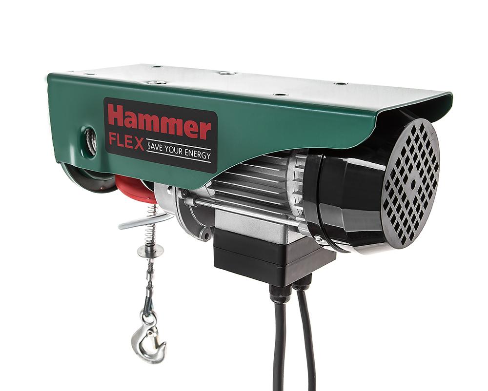 Таль электрическая Hammer Etl500