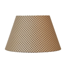 Абажур Lamplandia 7801-1 beige with black dots