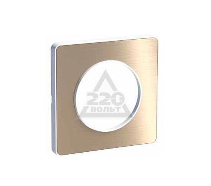 Рамка SCHNEIDER ELECTRIC 270117 Odace