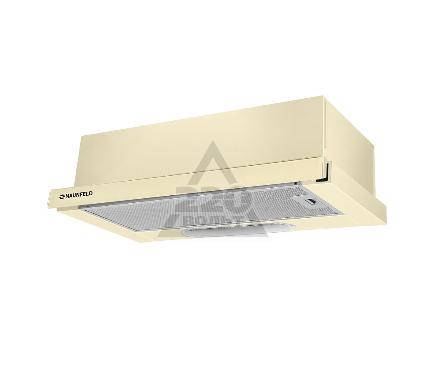Купить Вытяжка MAUNFELD VS LIGHT (GLASS) 50 (C) бежевый, вытяжки