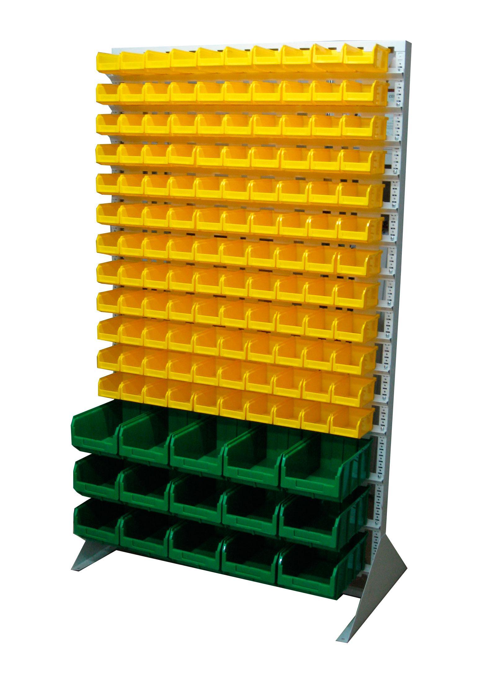 Стойка СТЕЛЛА В1-12-00-03 желтый/зеленый