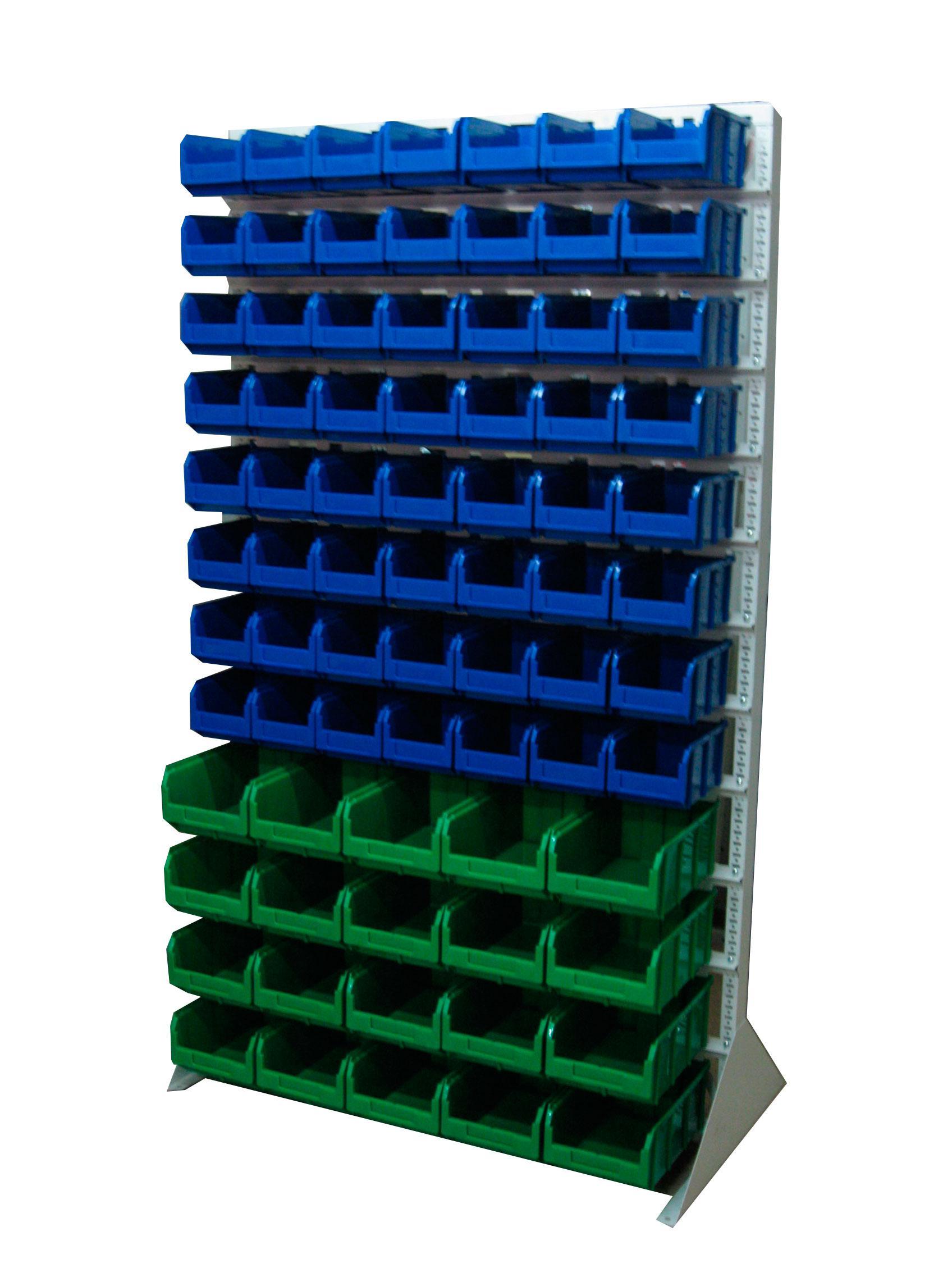 Стойка СТЕЛЛА В1-00-08-04 синий /зеленый