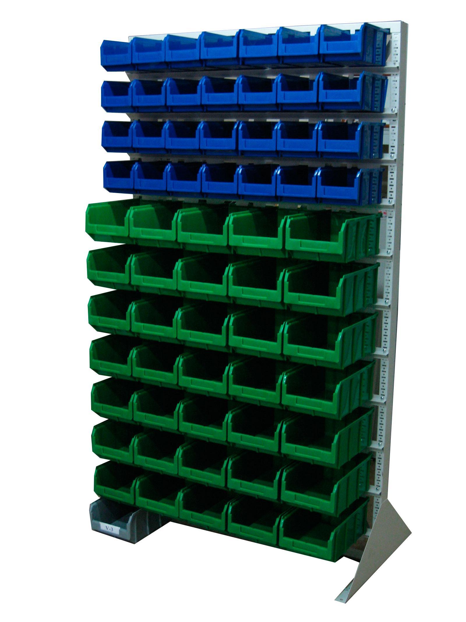 Стойка СТЕЛЛА В1-00-04-07 синий / зеленый