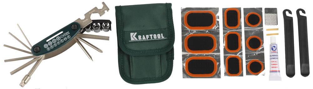Набор Kraftool Expert 26184-h21