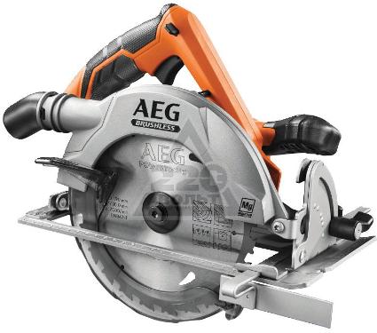 Пила циркулярная AEG 451537 BKS 18 BL-0