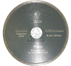 Круг алмазный DIAM Ф230x22мм 1A1R CERAMICS 1.9x5мм