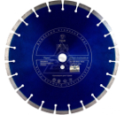 Круг алмазный DIAM Ф300x25.4мм Tiger Extra Line 2.8x12 мм