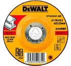 Круг зачистной DEWALT DT42320ZQZ