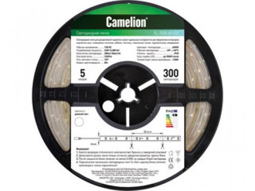 Лента светодиодная Camelion Slw-3528-60-c01w  camelion sl 3528 60 c06 светодиодная лента 5 м синий