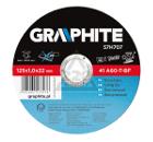 Круг отрезной GRAPHITE 57H712