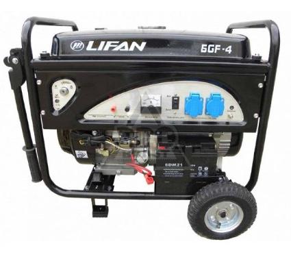 Купить Генератор LIFAN 6GF-4, генераторы (электростанции)
