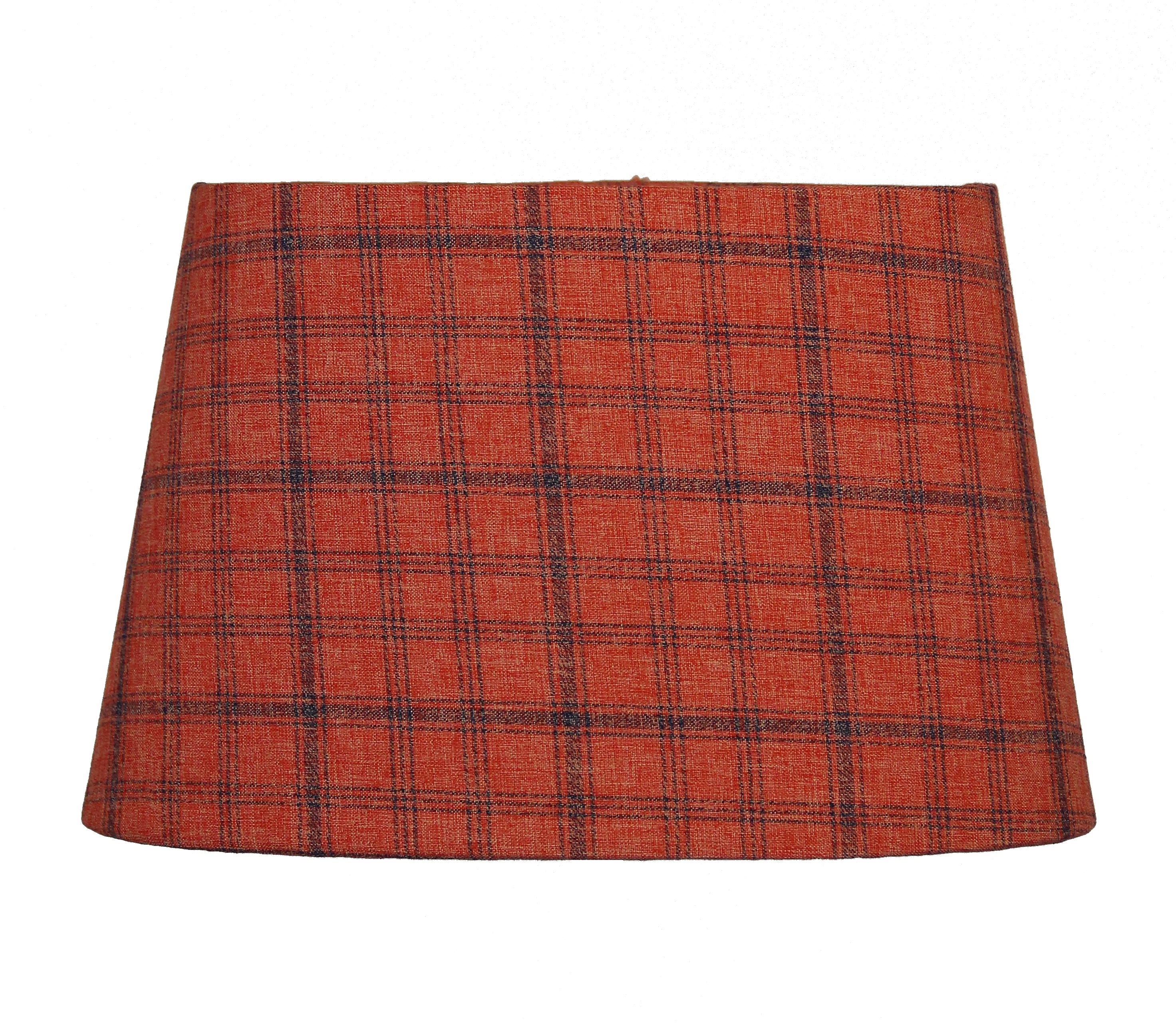 Абажур Lamplandia 7807-2 scotland orange tartan