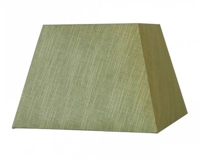Абажур Lamplandia 7838-4 pyramid wild linen green