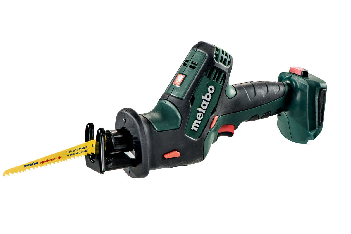Ножовка Metabo Sse 18 ltx compact кейс