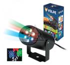 Световая система VOLPE ULI-Q306 4W/RGB BLACK XMAS