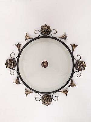 Светильник настенно-потолочный Vitaluce V6855/2a светильник наст пот v6262 2a 2х60вт е27 металл стекло д
