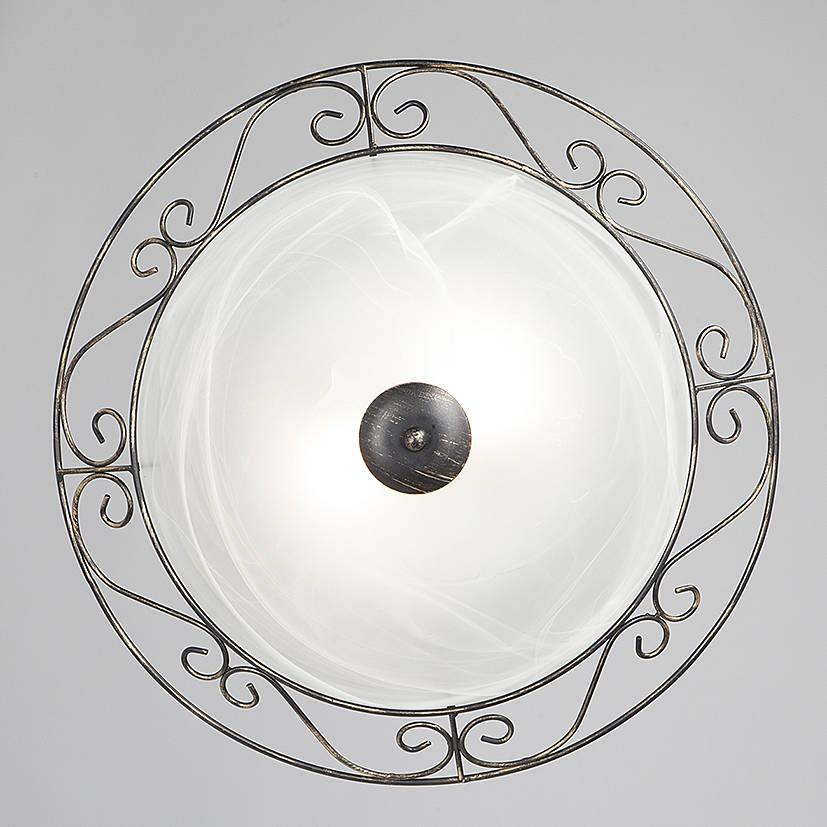 Светильник настенно-потолочный Vitaluce V6860/2a светильник наст пот v6262 2a 2х60вт е27 металл стекло д