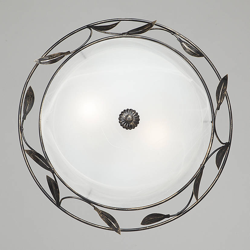 Светильник настенно-потолочный Vitaluce V6863-1/2a светильник наст пот v6262 2a 2х60вт е27 металл стекло д