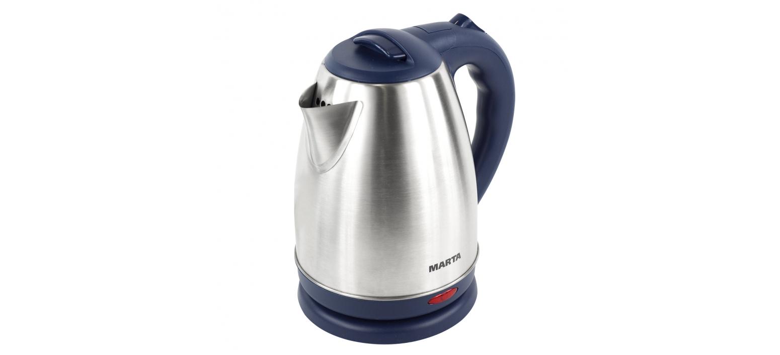 Чайник Marta Mt-1083 синий сапфир
