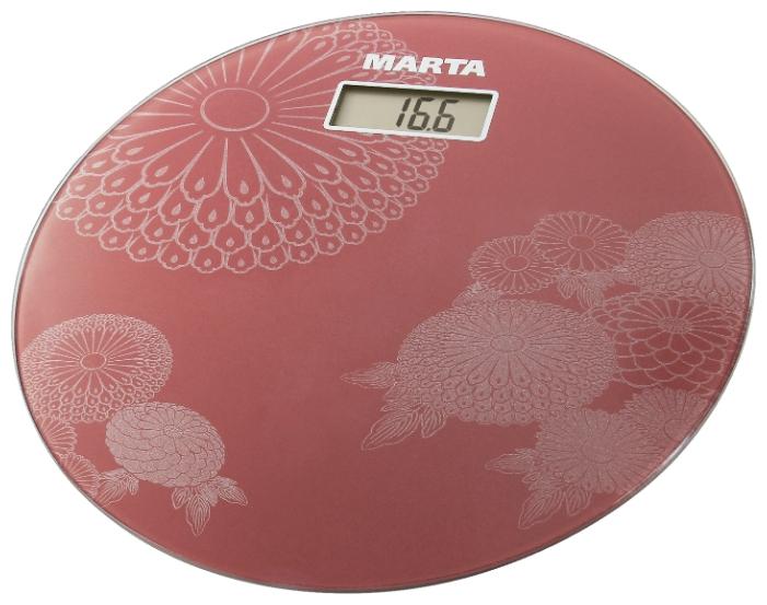Весы напольные Marta Mt-1662