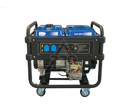 Купить Генератор ТСС SDG 4500EH, генераторы (электростанции)