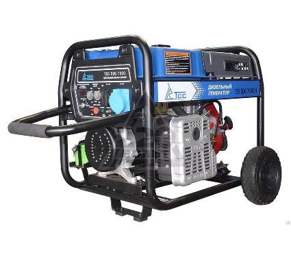 Купить Генератор ТСС SDG 7000EH, генераторы (электростанции)