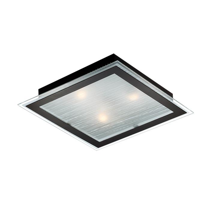 Светильник настенно-потолочный Odeon light 2736/3w шапка с помпоном k1x bommel beanie black red