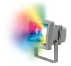 Прожектор светодиодный UNIEL ULF-S01-20W/RGB/RC