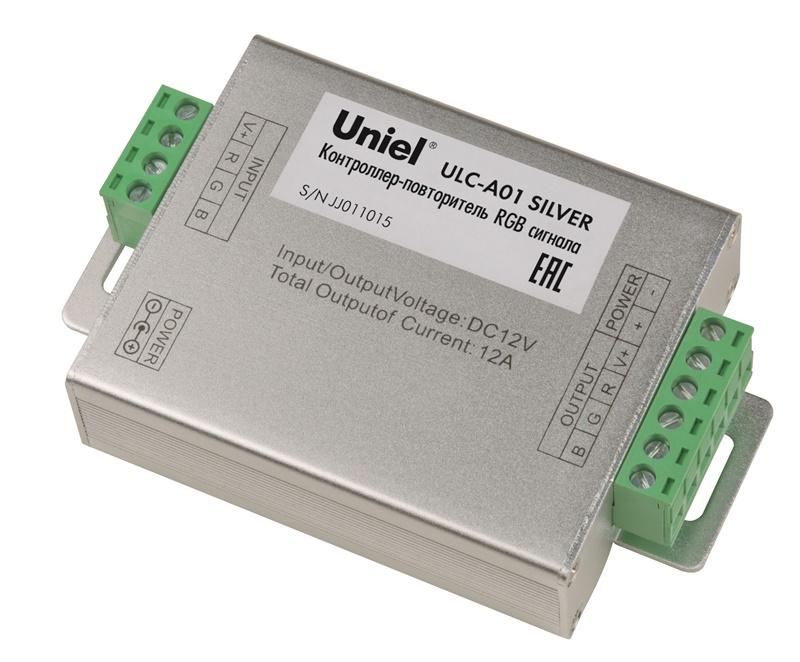 Контроллер Uniel Ulc-a01 silver