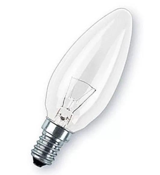 Лампа накаливания Osram Classic b cl 60w e14