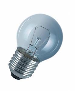 Лампа накаливания Osram Classic p cl 40w e27
